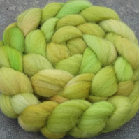 """Across The Hills"" MHE Falkland Spinning Fibre 125g"