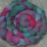 """Jaduschia the Feel Good Factor"" MHE Merino Spinning Fibre 120g"