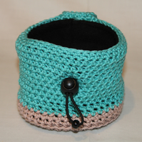 Crochet Pet Treat Bag