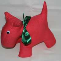 Scottie Dog Door Stop
