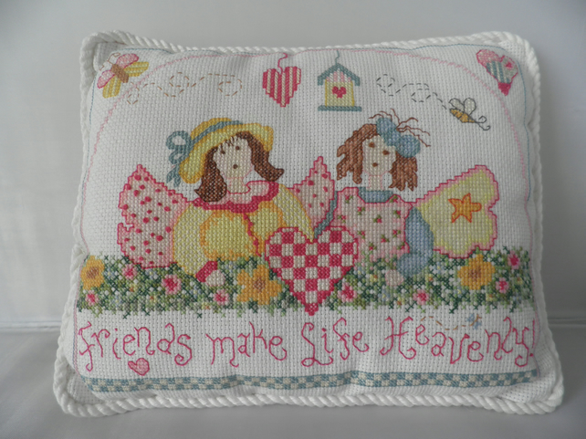 Friendship Cushion, Cushion