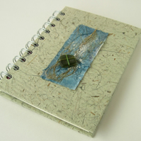 Sea Glass Art notebook
