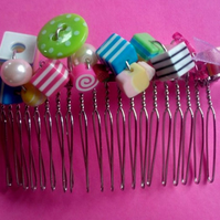 Bespoke Children's Pick n Mix Hair Comb
