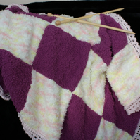 Snuggly Soft Baby Blanket