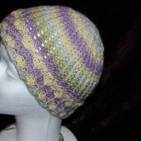 Ladies!  A Crochet Hat!