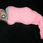 Beautiful Pink Mermaid Snuggle Baby!