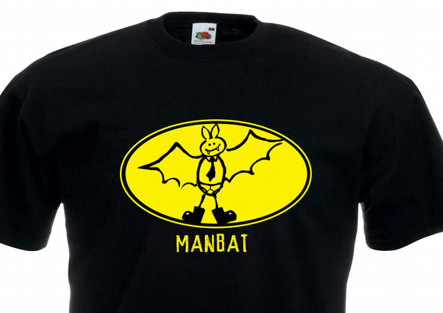 'The Manbat' T-Shirt
