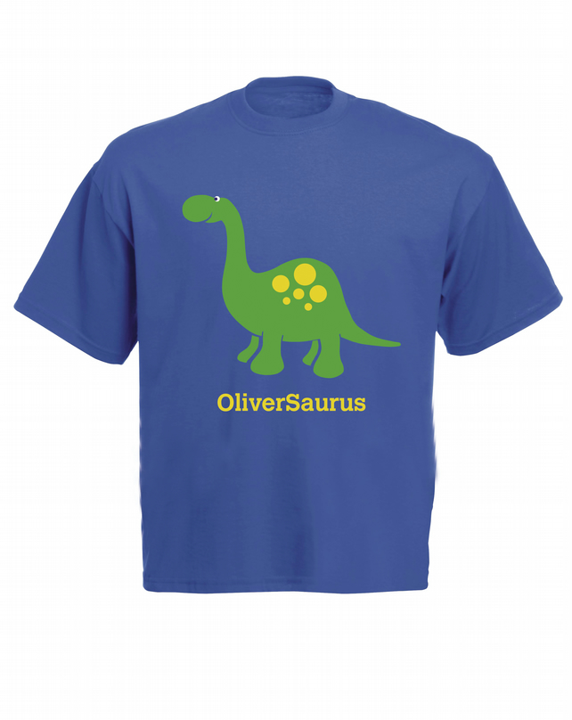 Name-a-Saurus T-shirt
