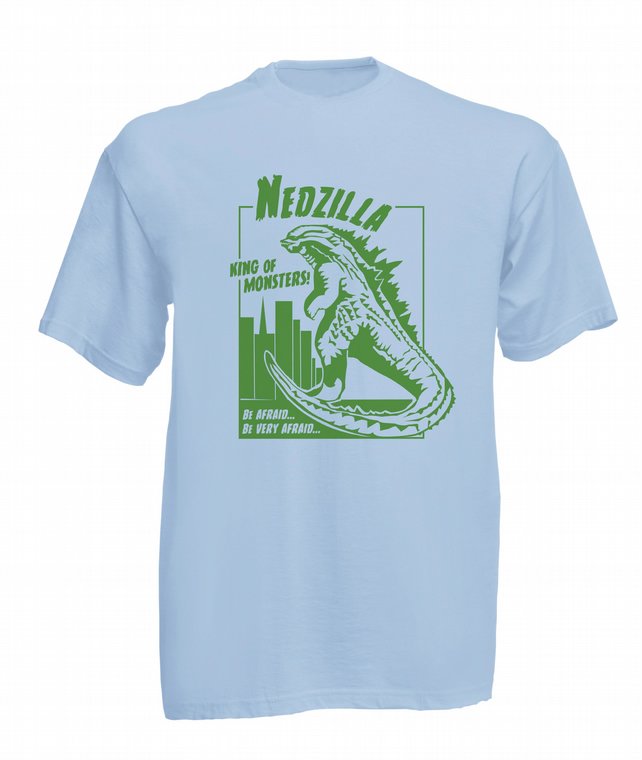 'NameZilla' T-shirt