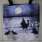 "Tote Bag ""Moonlight Ceilidh"""