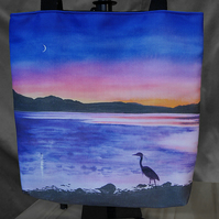 "Tote Bag ""The Watcher"""