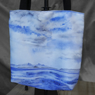 "Tote Bag ""A Blue Day in May"""