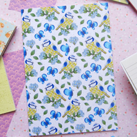 Bluetit notebook