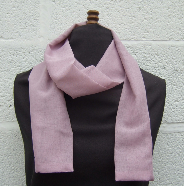 Scarves Heather Georgette