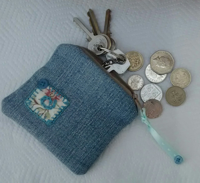 Coin Purse - Free UK P&P