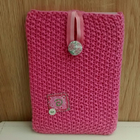 Pink Kindle Cover
