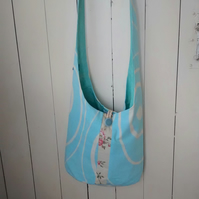 Boho Slouch Bag, Summer Beach Bag, Festival Bag