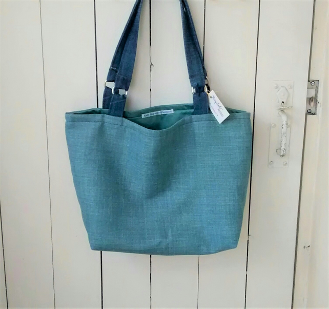 Shopping Bag - Tote Bag with Coin Purse