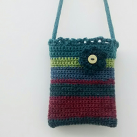 Girls Colourful Crossbody Bag