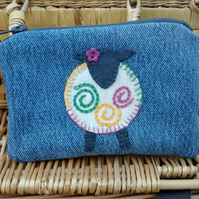 Sheep Purse - Eco Gift