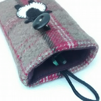 Glasses Case - Sheep Design