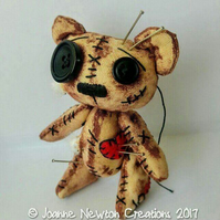 Halloween Unloved Voodoo Ted Vince