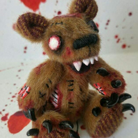 Zombie Unloved Ted