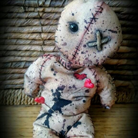 Horror doll, Bad Ju Ju Voodoo creature