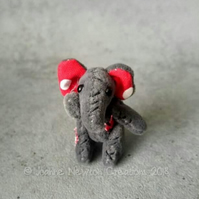 Unloved Teeny Elephant, Harry Grey