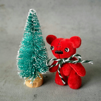 Christmas Teddy Bear Berry