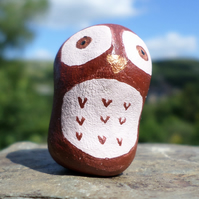 Brown Owl - Clay Miniature
