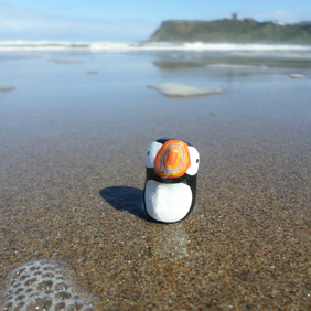 Puffin - Clay Miniature