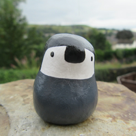 Emperor Penguin Chick - Clay Miniature