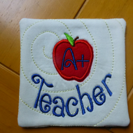 Teacher coaster