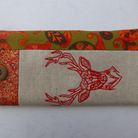 Glasses Case - Reindeer