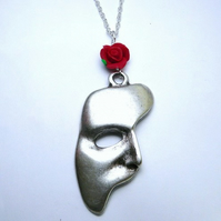 Phantom Of The Opera Inspired Necklace