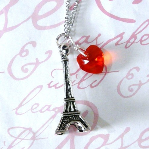 ♥ With Love From Paris Necklace ♥