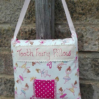 Tooth Fairy Pillow Ballet Fabric