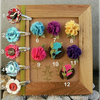 Brooches & Clips