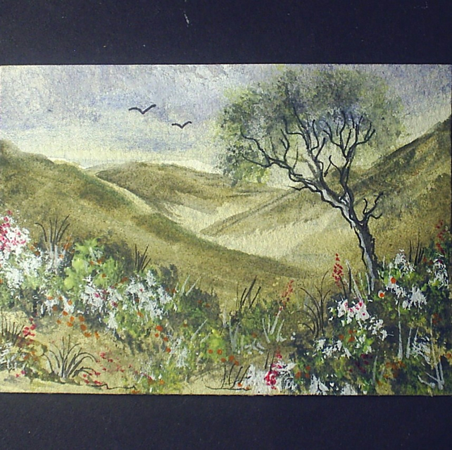 Art painting aceo original paintings