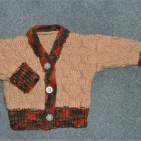 SALE baby boy cardigan (ref 121)