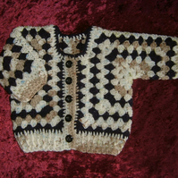 SALE Baby jacket cardigan (ref F274)