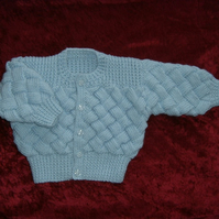 baby knitted jacket ( ref F485)