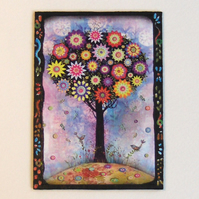 "ACEO ""Bright tree"" Print"
