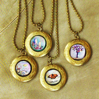 ART locket, you choose