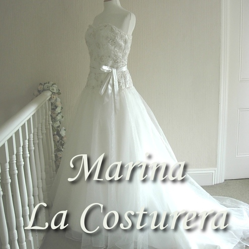 ON SALE Marina Bridal Gown