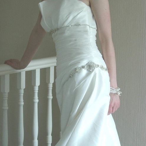ON SALE 'Paris' Bridal Gown