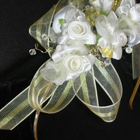 ON SALE Morning Dew - Bridal Head Band