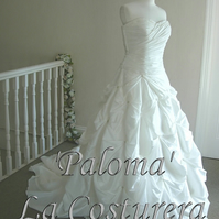 ON SALE 'Paloma' Bridal Gown