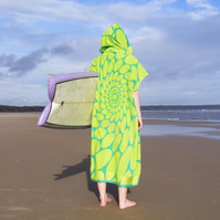 Swirl 'Cover up surf' changing towel